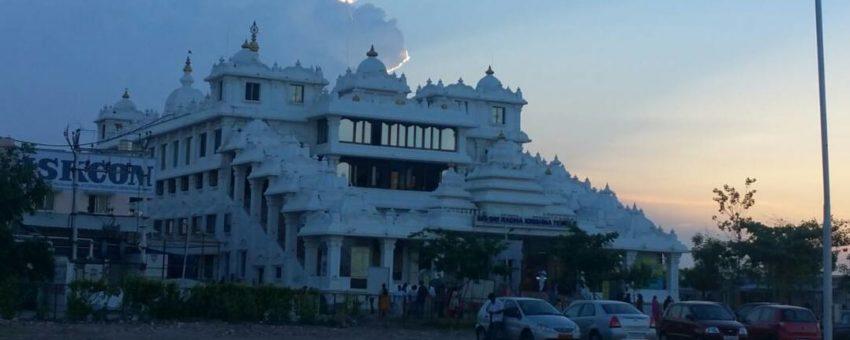 Iskcon Chennai