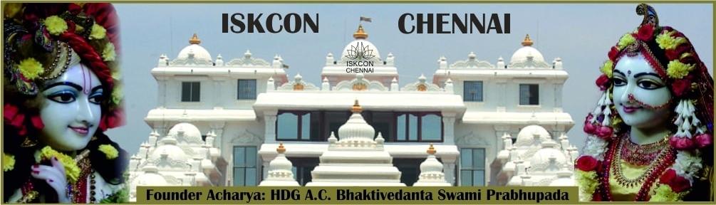 ISKCON Sri Sri Radha Krishna Temple, Hare Krishna Land, Akkarai, Chennai -119