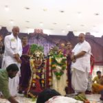 Tulasi-Shaligrama was conducted with great joy on Nov 4th, 2017
