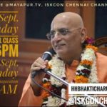 HH Bhakti Charu Swami Lectures on Sept 9 & 10