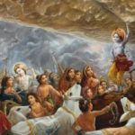 Annakoot ceremony and Govardhan puja festival on the 8th of Nov 2018, Thursday.