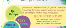 UNNATI, Summer Camp for Te...