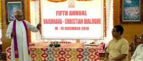 Vaishnava-Christian Dialog...