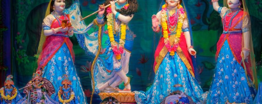 AKSHAYA TRITIYA 26th April 2020 – ISKCON CHENNAI Sri Radha Krishna temple's 8th Anniversary year