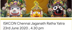 ISKCON Chennai Jaganath Ra...