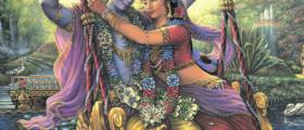 Sri Sri Radha Krishna Jhul...