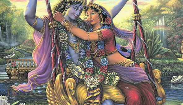 Sri Sri Radha Krishna Jhulan Yatra Festival, July 30th – August 3rd, 2020