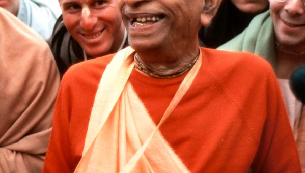 Srila Prabhupada Vyasa Puja,  August 13th 2020, Thursday