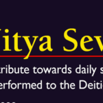 Donate to ISKCON Chennai – Nitya Seva- Contribute towards daily sevas performed to the Deities