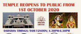 ISKCON CHENNAI TEMPLE  RE-...