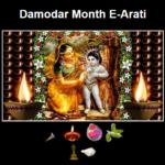 """Damodar Month Festival – NOW YOU CAN DO """"DAMODARA E ARTHI"""""""