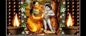 Damodar Month Festival ...
