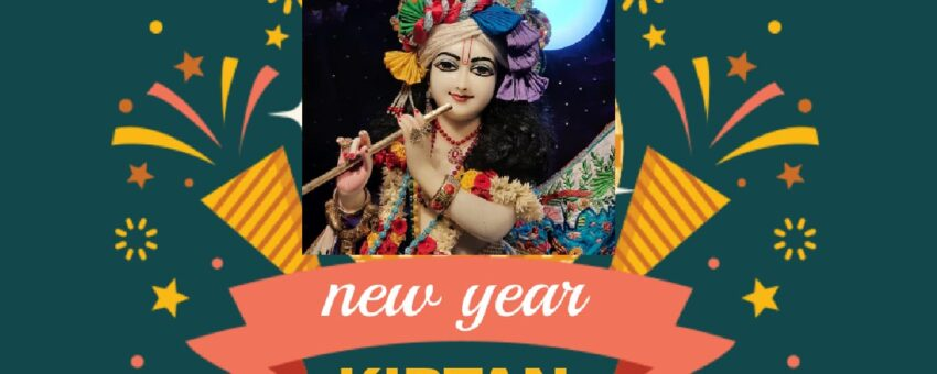 ISKCON CHENNAI – Special New Year Darshan – Kirtans Mantra Music Meditation