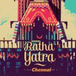 Ratha Yatra, July 15, Sunday, 3:30pm – 7:30pm