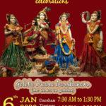 Vaikuntha Ekadasi, Jan 6