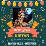 ISKCON CHENNAI – Special New Year Darshan – Kirtans Mantra Music Meditation